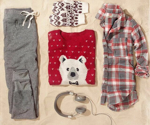 fashion, clothes, and winter image