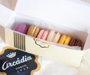 arcadia and macarons image