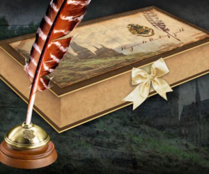 bow, collection, and harry potter image