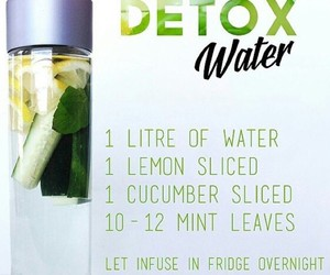 detox, health, and healthy image