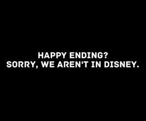 disney, quotes, and sorry image