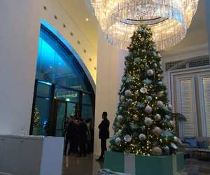 blue box, merry christmas, and tiffany & co image