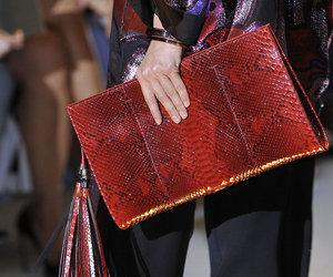 bag, gucci, and runway image