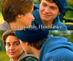 augustus waters, the fault in our stars, and hazel grace image