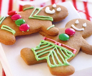 christmas, food, and cute image