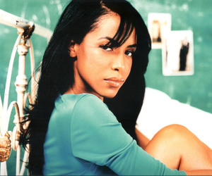 aaliyah and beautiful image