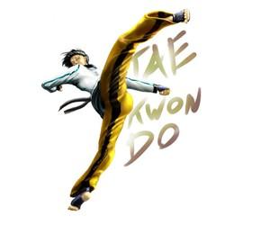 taekwondo, way of life, and love image