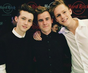 troye sivan, connor franta, and caspar lee image