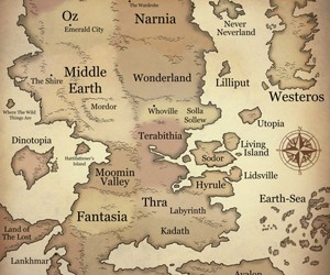 middle earth, travel, and i want to go image