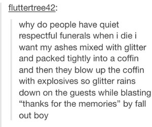 fall out boy, post, and tumblr image