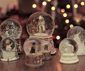 christmas, snow, and perfect image