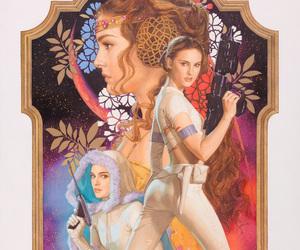 star wars and natalie portman image