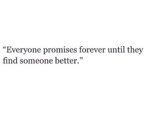 promise, sad, and alone image
