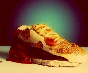 air max and sandwich image