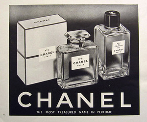 chanel and parfum image