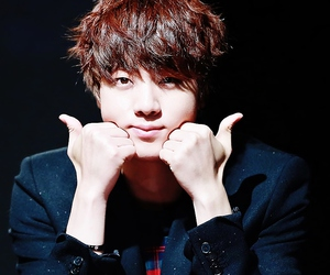 jin, kpop, and sexy image