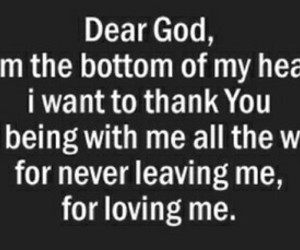 god, quote, and love image