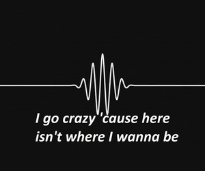 arctic monkeys, crazy, and r u mine image