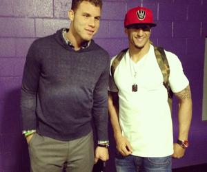 san francisco 49ers, blake griffin, and los angeles clippers image