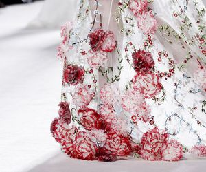dress, Giambattista Valli, and haute couture image