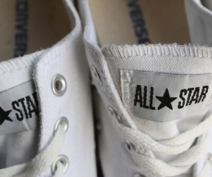 all star, chucks, and shoes image