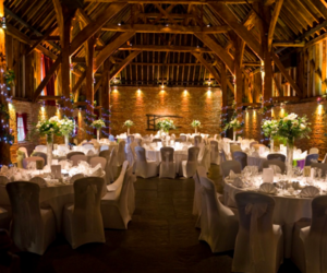 charming, romantic, and barn image