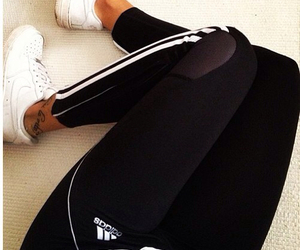 adidas, nike, and fit image