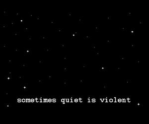 quiet, grunge, and stars image