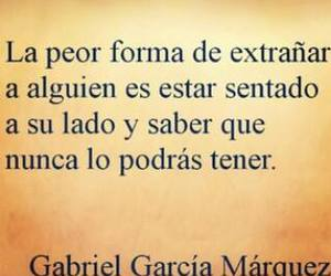 amor, marquez, and frases image