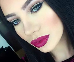 beauty, blogger, and eyes image