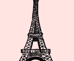 wallpaper, background, and eiffel tower image