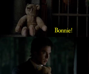 bear, Bonnie, and sad image