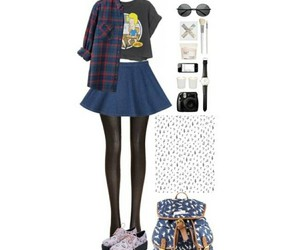 accessories, outfit, and shoes image