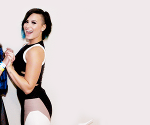 demi lovato, edit, and meet and greet image