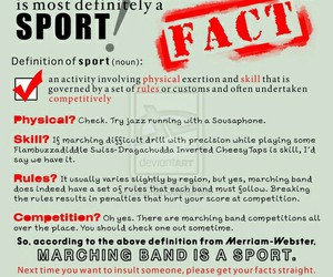 marching band, music, and sport image