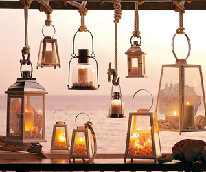 candles and nautical inspiration image