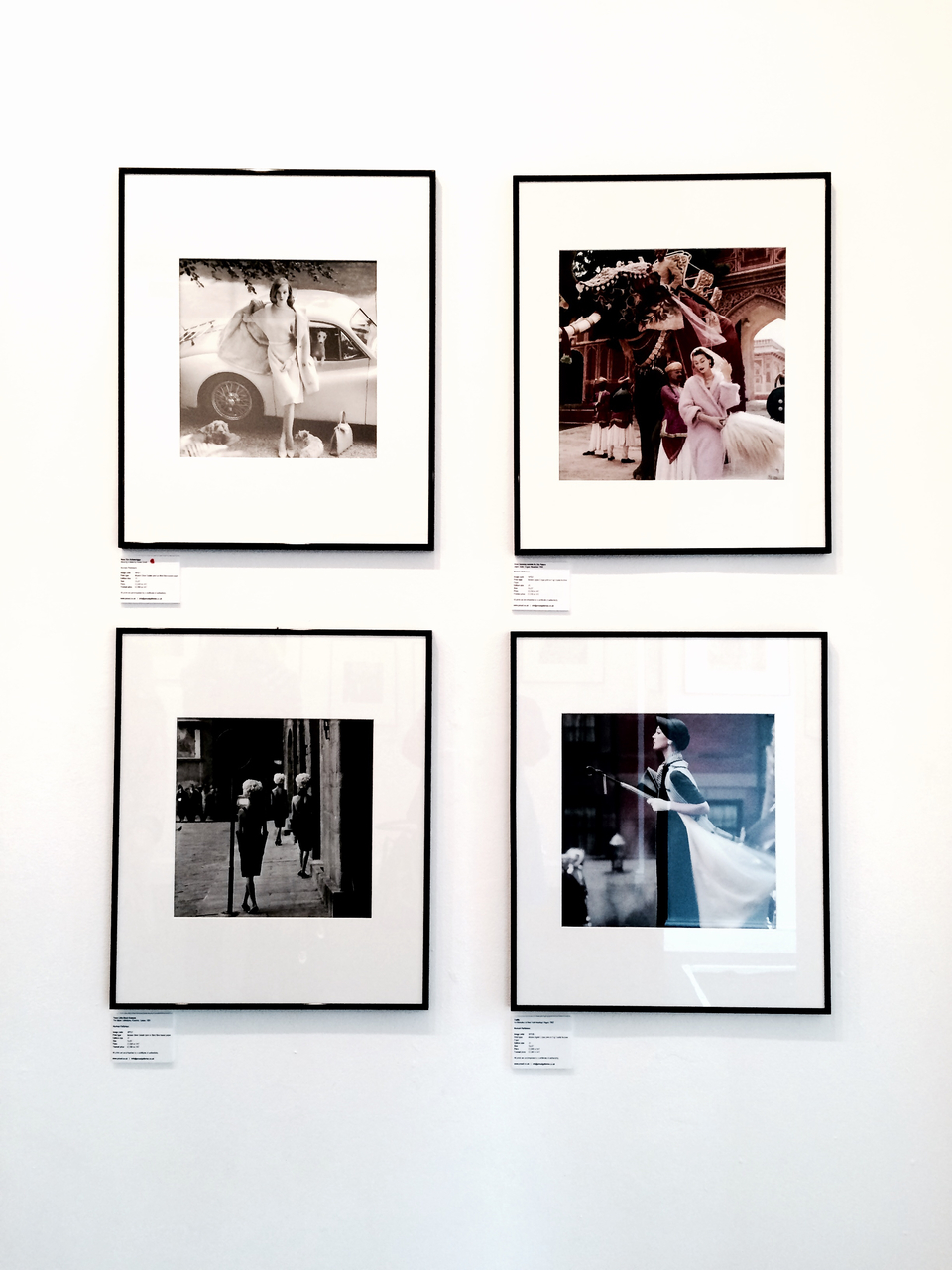 Chelsea X Vogue Exhibition Shared By Laima On We Heart It