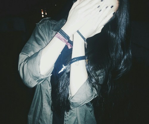 indie, girl, and grunge image