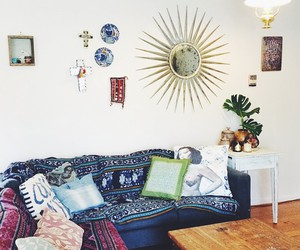 decor, house, and indie image