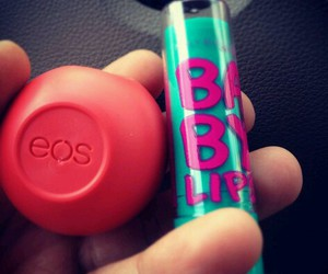 eos, lips, and baby lips image