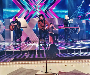 x factor, jake roche, and charley bagnall image