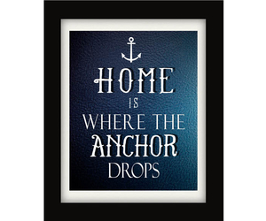 coastal decor and nautical inspiration image