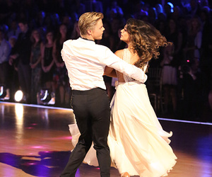 dancing with the stars, derek hough, and dwts image
