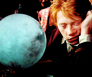 harry potter, ron weasley, and magic image