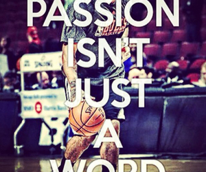 Basketball, burns, and passion image