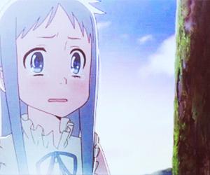 angel, menma, and cute image