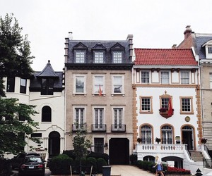 city, building, and house image