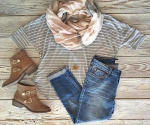fall, love, and fashion image