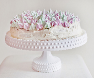 cake, pastel, and cute image