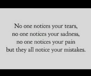mistakes, pain, and quote image